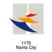 都市0014,都市,世界标识,Narita 1170 颜色