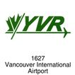 飞机场0003,飞机场,世界标识,飞机模型 Vancouver  1627