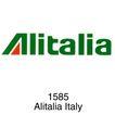 航空社0015,航空社,世界标识,1585 Alitala Italy