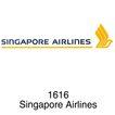 航空社0046,航空社,世界标识,1616 Singapore 航空