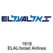 航空社0048,航空社,世界标识,1618 Elal Israel