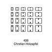 家具0012,家具,世界标识,406 Holzapfel 方块