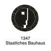 教育学校0041,教育学校,世界标识,Staatliches 1347 印章