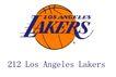 蓝球,野球0034,蓝球,野球,世界标识,Lakers 212 angeles
