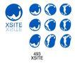 陶器、玻璃0003,陶器、玻璃,世界标识,xsite 人体 493