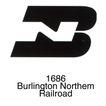 铁道、高速公路0005,铁道、高速公路,世界标识,1686 Northem railroad