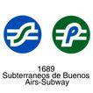 铁道、高速公路0008,铁道、高速公路,世界标识,路标 1689 Subway