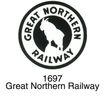 铁道、高速公路0016,铁道、高速公路,世界标识,1697 Great Northern