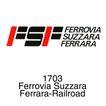 铁道、高速公路0022,铁道、高速公路,世界标识,1703 Ferrova ferrara