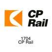 铁道、高速公路0023,铁道、高速公路,世界标识,CP 1704 Rail