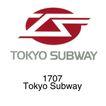 铁道、高速公路0026,铁道、高速公路,世界标识,Tokyo subway 1707