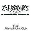 舞蹈场0018,舞蹈场,世界标识,1120 Attlanta 字体设计