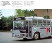 日本川崎制铁株式会社0021,日本川崎制铁株式会社,世界CI大全,公交车 交通工具 车身广告