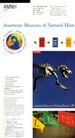 美国自然历史博物馆0001,美国自然历史博物馆,世界CI大全,美国自然历史博物馆 标志 彩旗 飞舞 化石 恐龙 宣传册