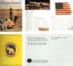 美国自然历史博物馆0007,美国自然历史博物馆,世界CI大全,沙漠 骆驼 望远镜 蜥蜴 人与动物 远望 美国国旗 破旧 保护 象