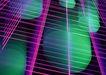 INTELNET概念0180,INTELNET概念,科技,粉色光线 绿色圆球 朦胧感