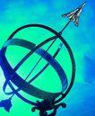 全球视野0071,全球视野,科技,箭头 视野 方向