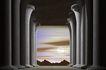 创意无限0069,创意无限,科技,柱子 建筑 风格