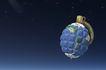 创意无限0071,创意无限,科技,地球 炸弹 模型