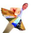 科技畅想0071,科技畅想,科技,手捏 大把 银行卡