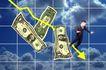 科技畅想0094,科技畅想,科技,货币 商人 交易