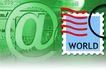 科技畅想0096,科技畅想,科技,邮票 通信 电子邮件
