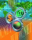 网路世界0007,网路世界,科技,齿轮 机械 传动