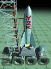 网路世界0010,网路世界,科技,二千年 火箭 发射塔