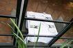 餐饮空间0019,餐饮空间,装饰,窗外 俯视 室内