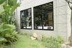 餐饮空间0031,餐饮空间,装饰,窗户 房屋 草地