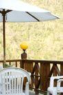 餐饮空间0067,餐饮空间,装饰,塑料椅 太阳伞 遮阳