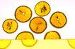 果脯0096,果脯,农业,桔子 黄色 维生素