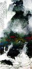 中国现代山水0222,中国现代山水,中国传统,