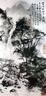 中国现代山水0224,中国现代山水,中国传统,
