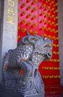 中国风0021,中国风,中国传统,石像 大门 门口