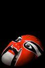 中国风0038,中国风,中国传统,面具 彩色 面罩