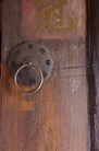 中国风0073,中国风,中国传统,院门 铜铃 拉环