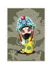 京剧脸谱0022,京剧脸谱,中国传统,旦角 角色 戏曲