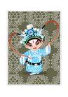 京剧脸谱0025,京剧脸谱,中国传统,民间 艺术 名角