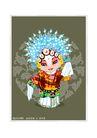 京剧脸谱0027,京剧脸谱,中国传统,
