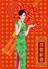 元旦0008,元旦,中国传统,中国节 恭贺 新春