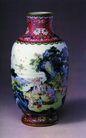 古典瓷器0124,古典瓷器,中国传统,坛子 装饰 人物 风景 艺术