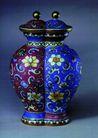 古典瓷器0138,古典瓷器,中国传统,手绘墨彩 材质 装饰瓶