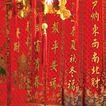 新年0021,新年,中国传统,春联 对联 红纸