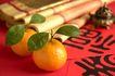新年0040,新年,中国传统,叶子 桌面 物件