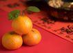 新年0042,新年,中国传统,几个桔子