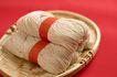 新年0059,新年,中国传统,竹制盘子 面条 包扎好