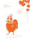 欢快节日0076,欢快节日,中国传统,正午 日照 阳光