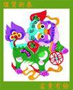 欢快节日0088,欢快节日,中国传统,边框 图案 背景