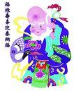 欢快节日0089,欢快节日,中国传统,老人 神仙 传统